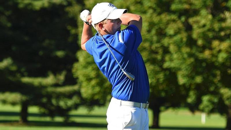 Men's Golf Finishes Play at Quechee Club Collegiate Challenge