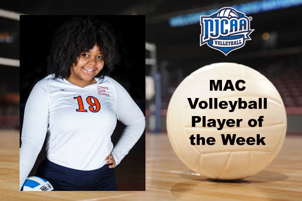 MAC Volleyball Player of the Week