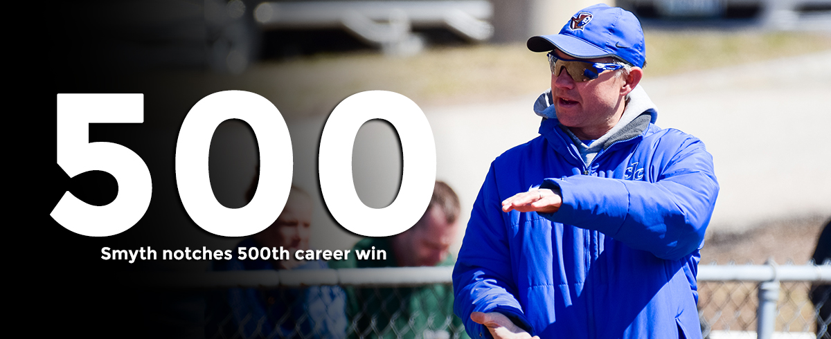 Smyth Registers 500th Career Victory