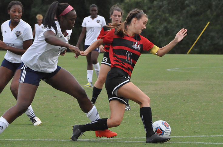 Women's Soccer: NCAA Division II member Georgia Southwestern spoils Panthers' opener