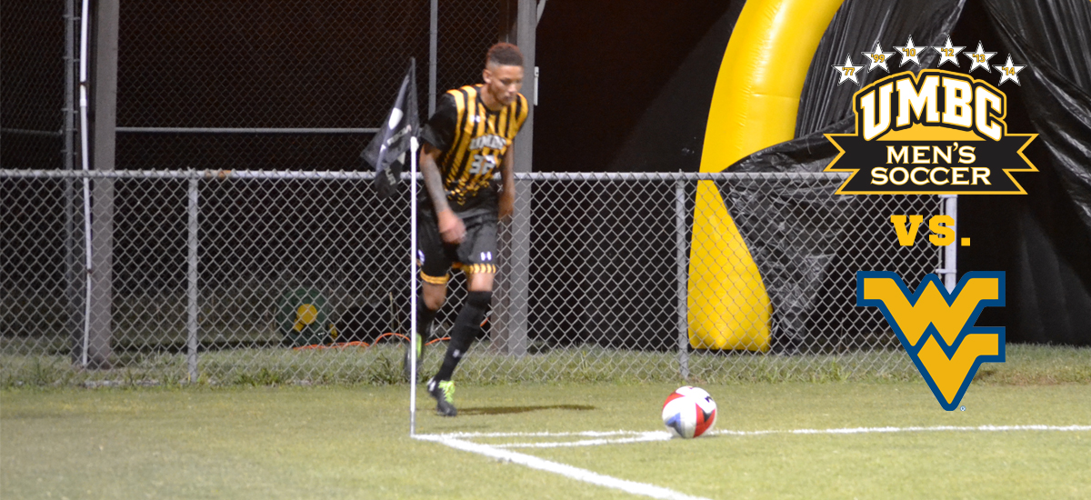 Men's Soccer Returns Home to take on West Virginia on Wednesday Night