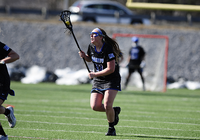 Women's Lacrosse Wins Home Opener in Overtime