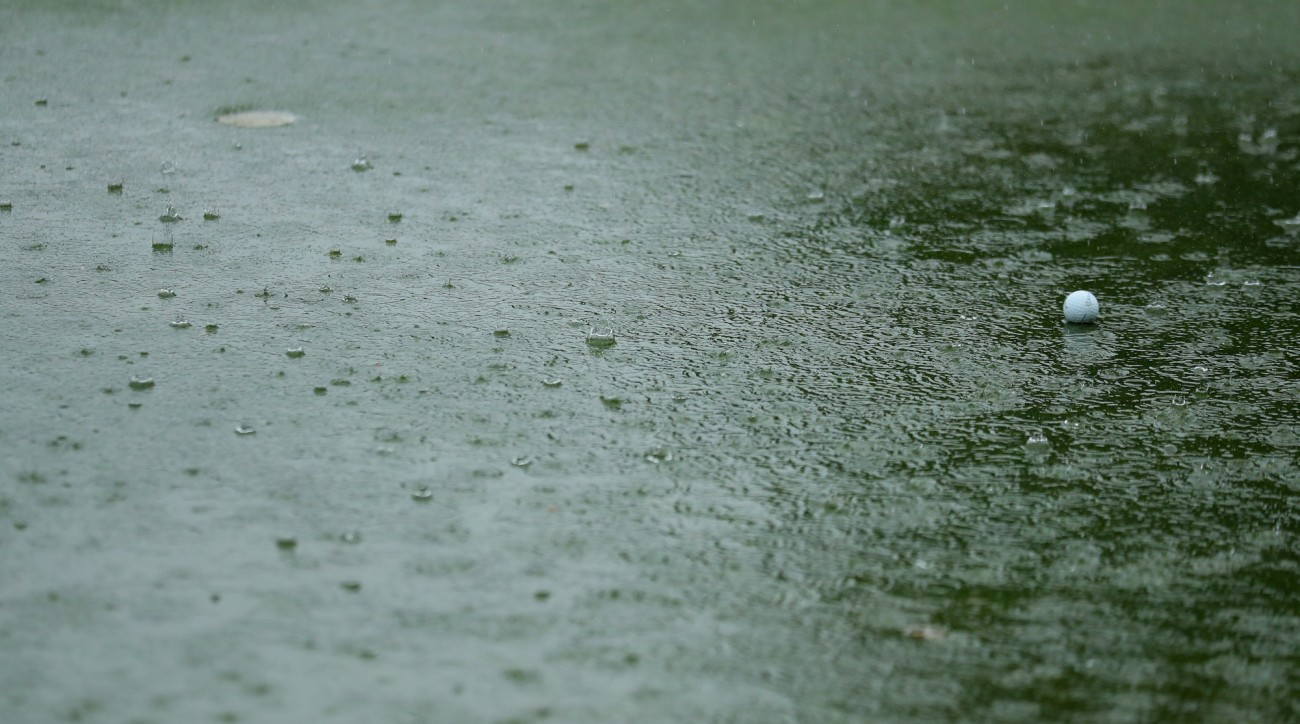 Rain in Salisbury causes changes to SAC Championships schedule