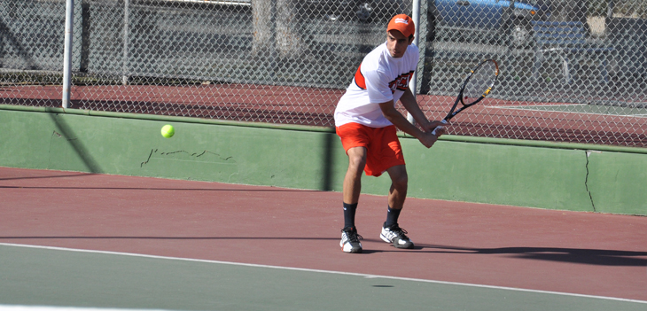 2013 Men's Tennis Season Preview