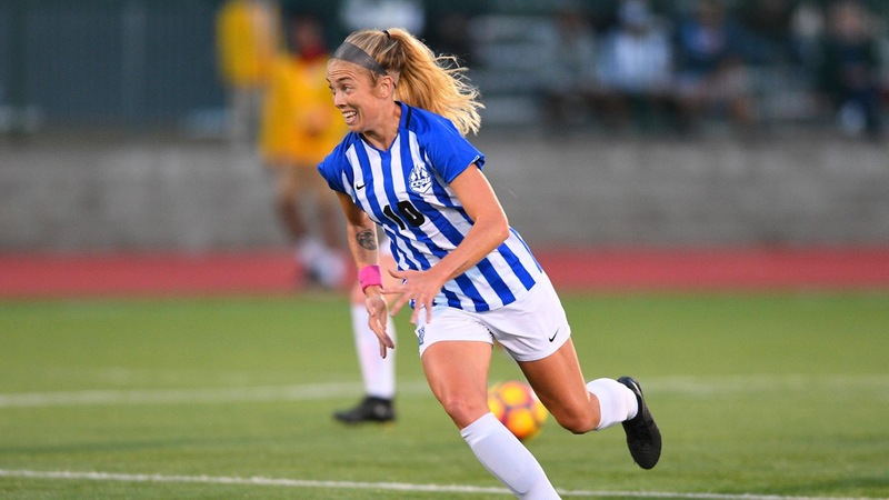 Women's Soccer Earns Sixth Straight Win