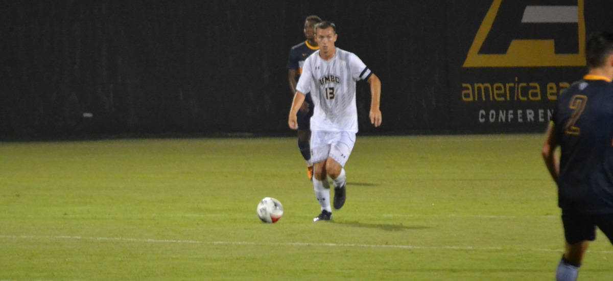Hauck Nets Equalizer; UMBC Men's Soccer Draws 1-1 with George Washington