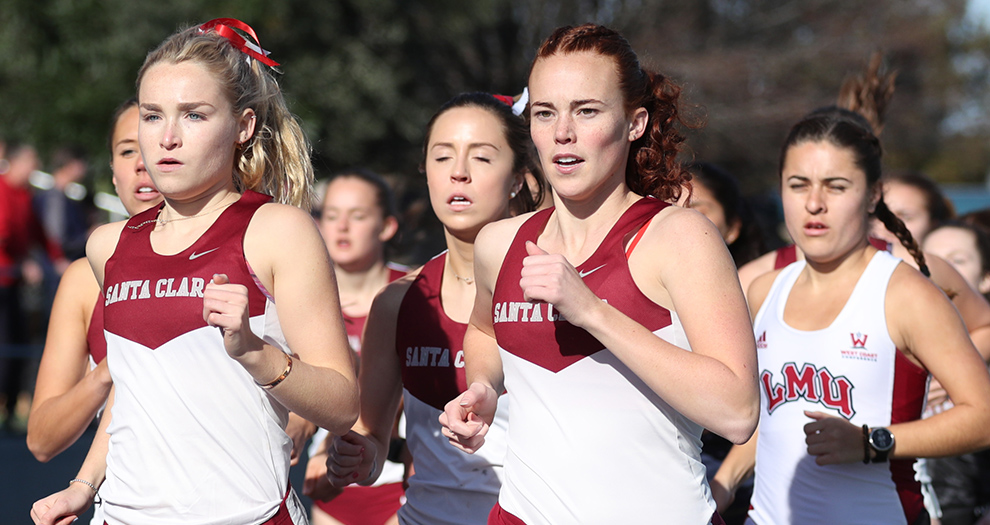 Janie Nabholz and Bevin McCullough are slated to double up at 1,500 meters on Friday and 800 meters on Saturday at the Mike Fanelli Track Classic.
