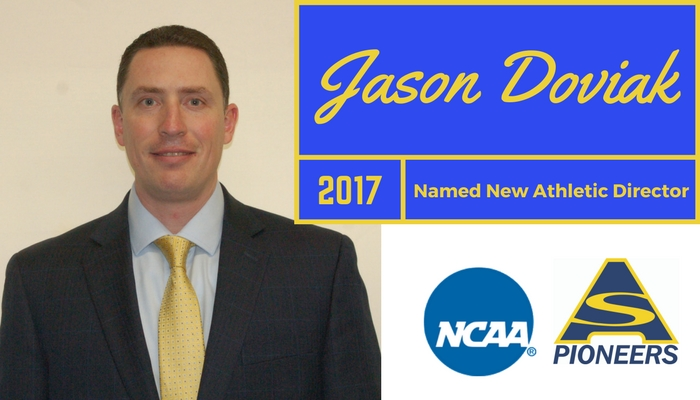 Doviak Named New Athletic Director