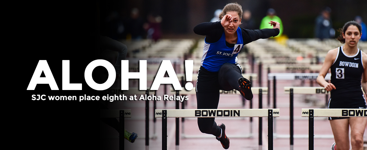 Monks Place Eighth at Aloha Relays