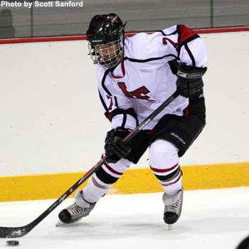 Foresters Skate to 3-3 Tie at St. Norbert