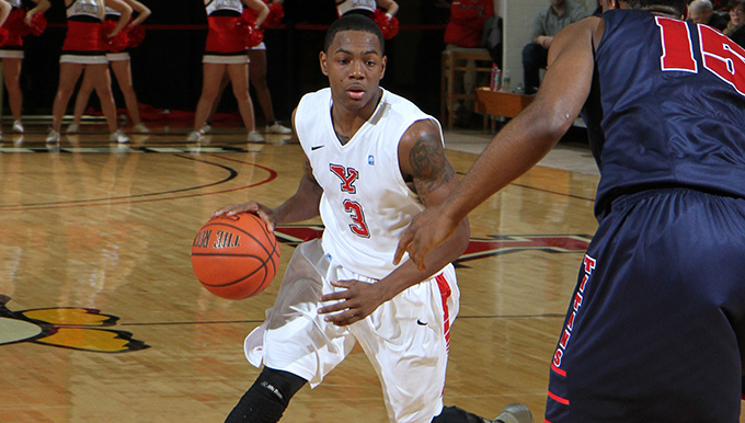 Kendrick Perry Selected to 2014 Portsmouth Invitational Tournament