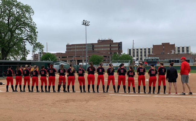 Softball Makes History Twice In Win Over Calvin