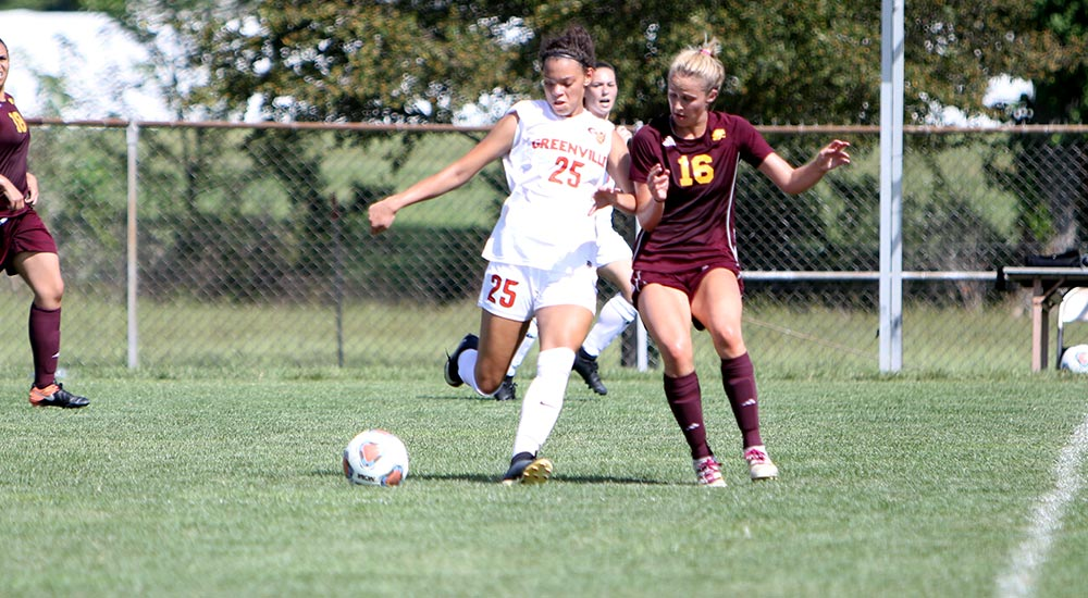 Women's soccer drops match to Benedictine