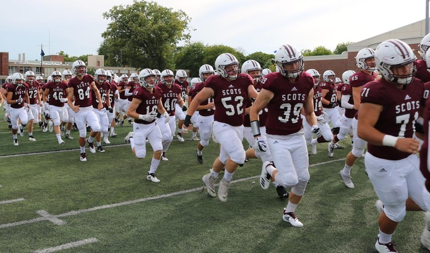 Week 5 Game Notes - Alma vs. Albion College
