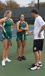 Women's Tennis Inks Top-25 Recruiting Class