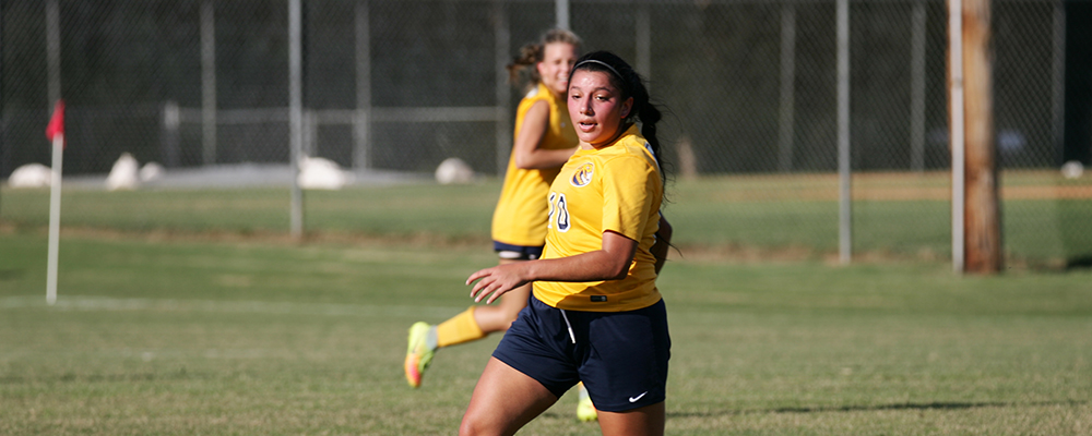Women's Soccer Prepares for Gallant Fight with Knights