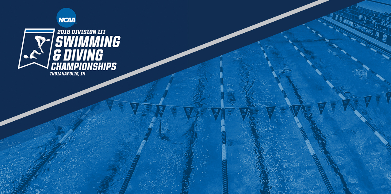 Five SCAC Swimmers, Three Divers Selected to Compete at NCAA Championships