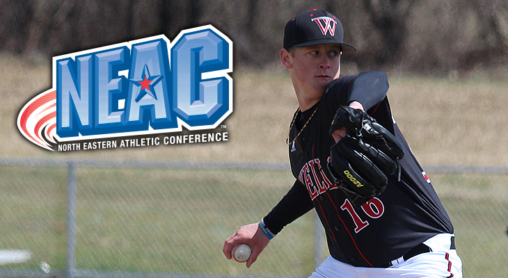 Kemp Named NEAC Baseball Pitcher of the Week