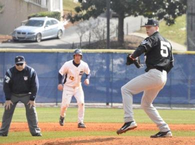 Petrels Lose to Crosstown Rival Emory, 9-2