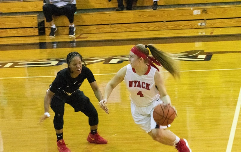 Bailey and Given With Double-Double Performances in Road Loss to Felician