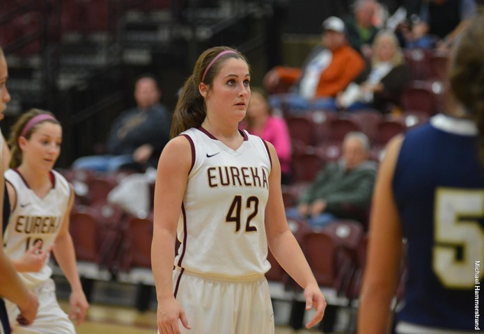 Spalding shoots past Eureka in SLIAC action