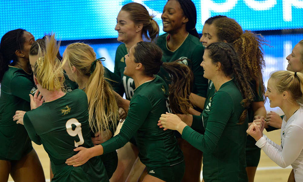 9 STRAIGHT WINS! VOLLEYBALL NOW 9-0 IN THE BIG SKY AFTER SWEEP OF IDAHO