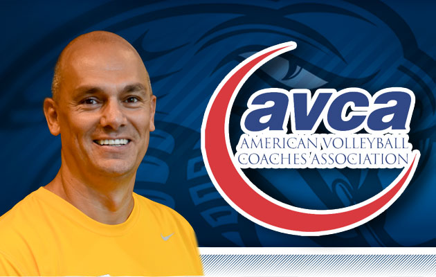 Caughlin Appointed to AVCA Committee