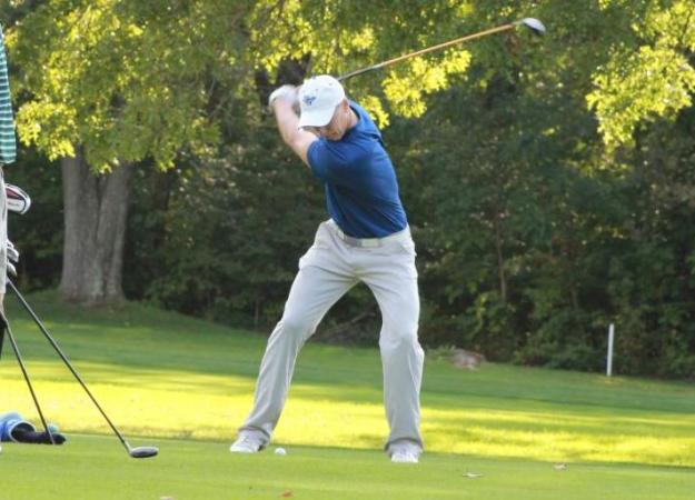 Men's Golf T6th After First Round of NEC's