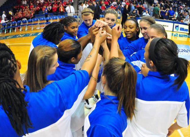 Watch Live as Women's Basketball Takes on Mount St. Mary's