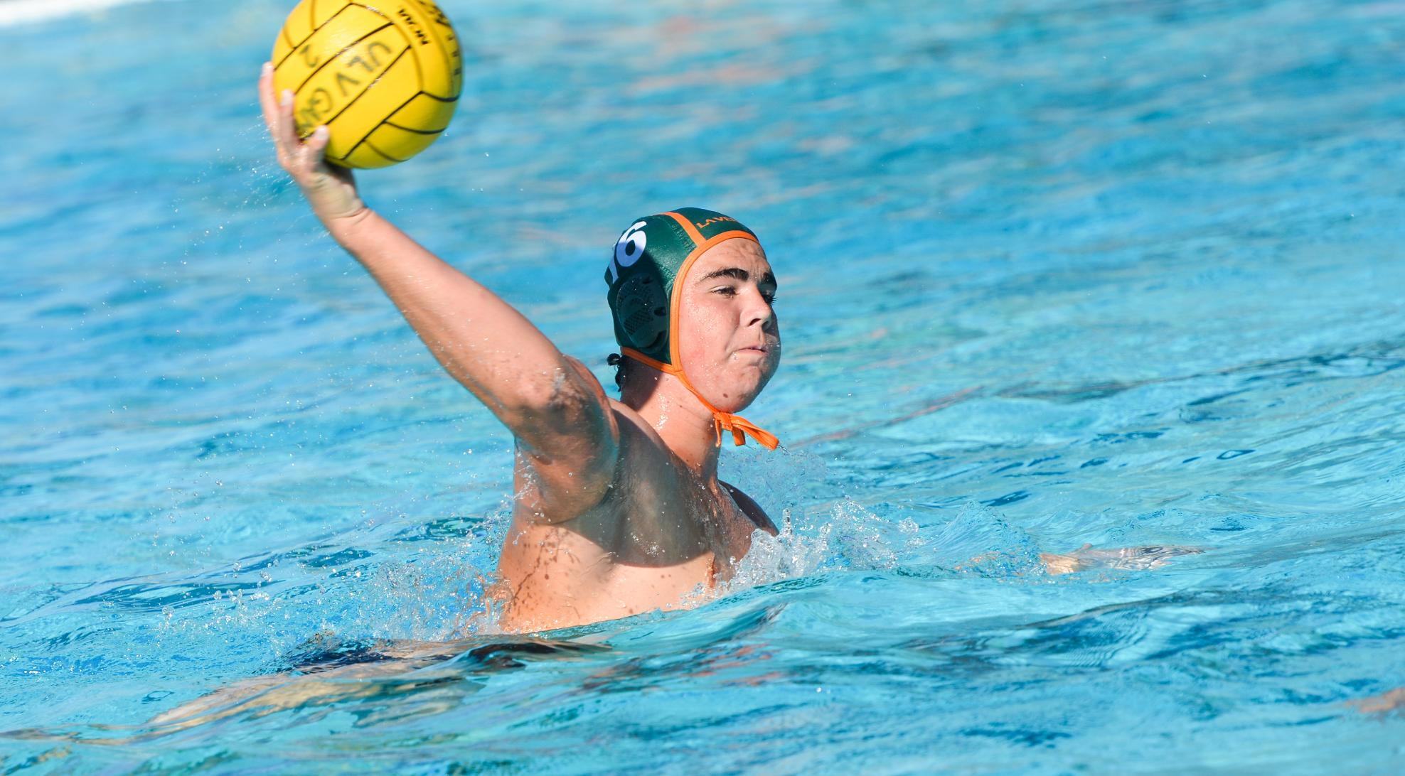 Men's Water Polo competes on Day 2 of Inland Empire Classic