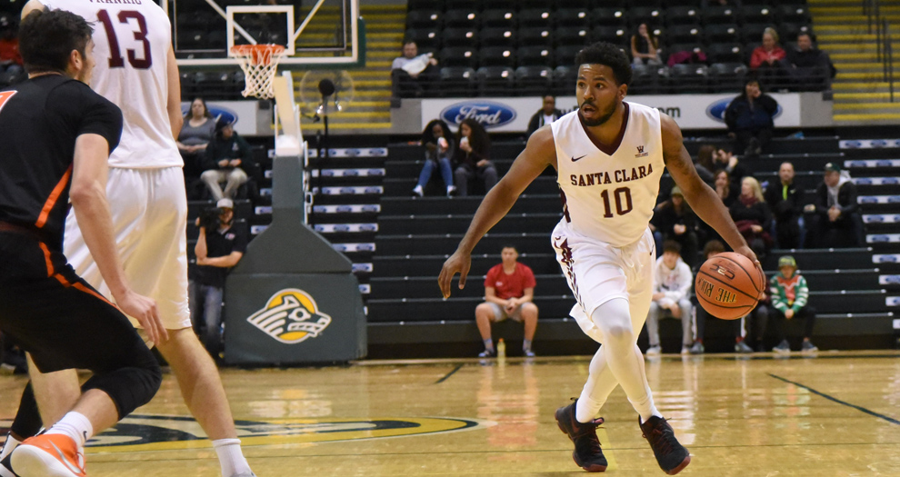 Men's Basketball Falls to Sam Houston State in GCI Great Alaska Shootout Finale