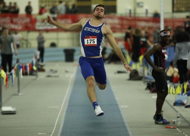 Alston leads Men's Track and Field at Joe Donahue Invite, Friday