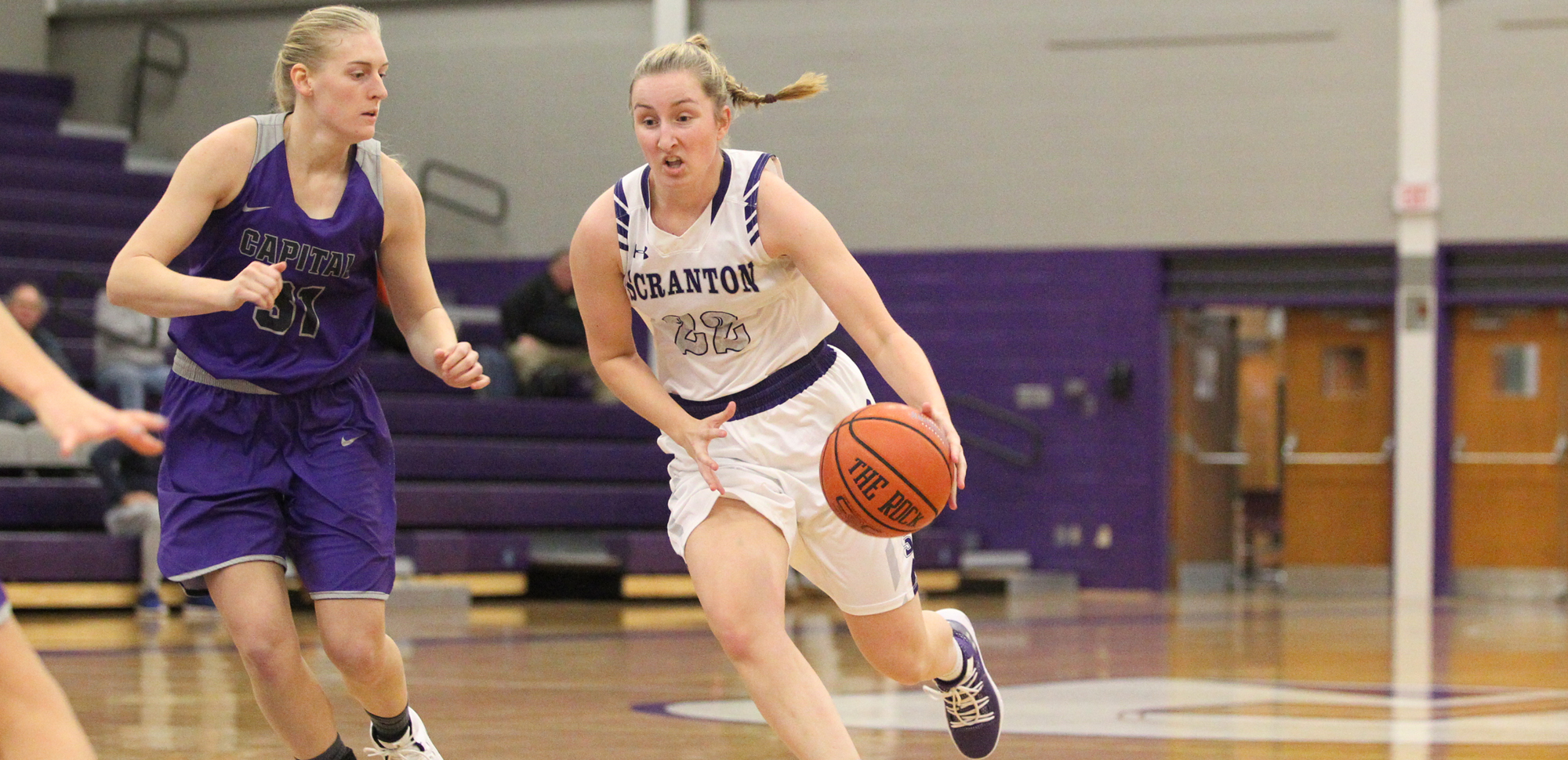 Senior guard Makenzie Mason was named a Preseason First Team All-American by D3Hoops.com on Monday.