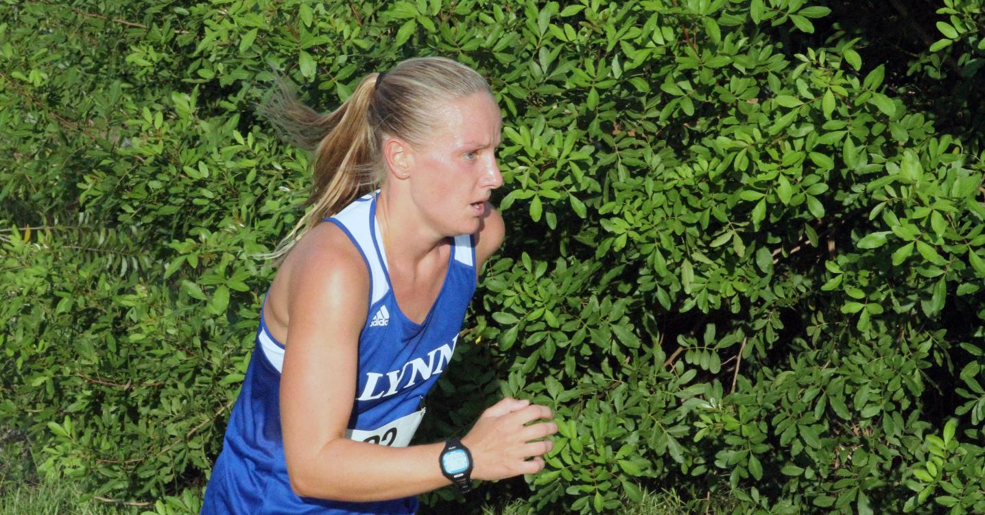 Cross Country Races to the Finish at FAU Invitational