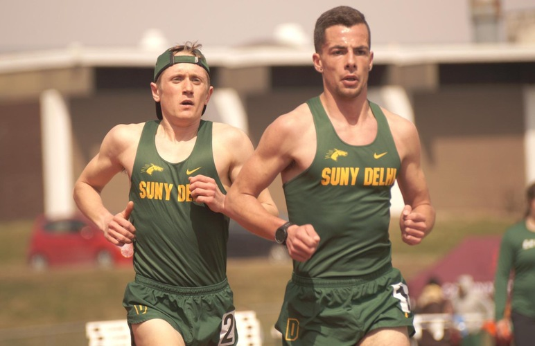 Arnecke, Lane to Run at Penn Relays