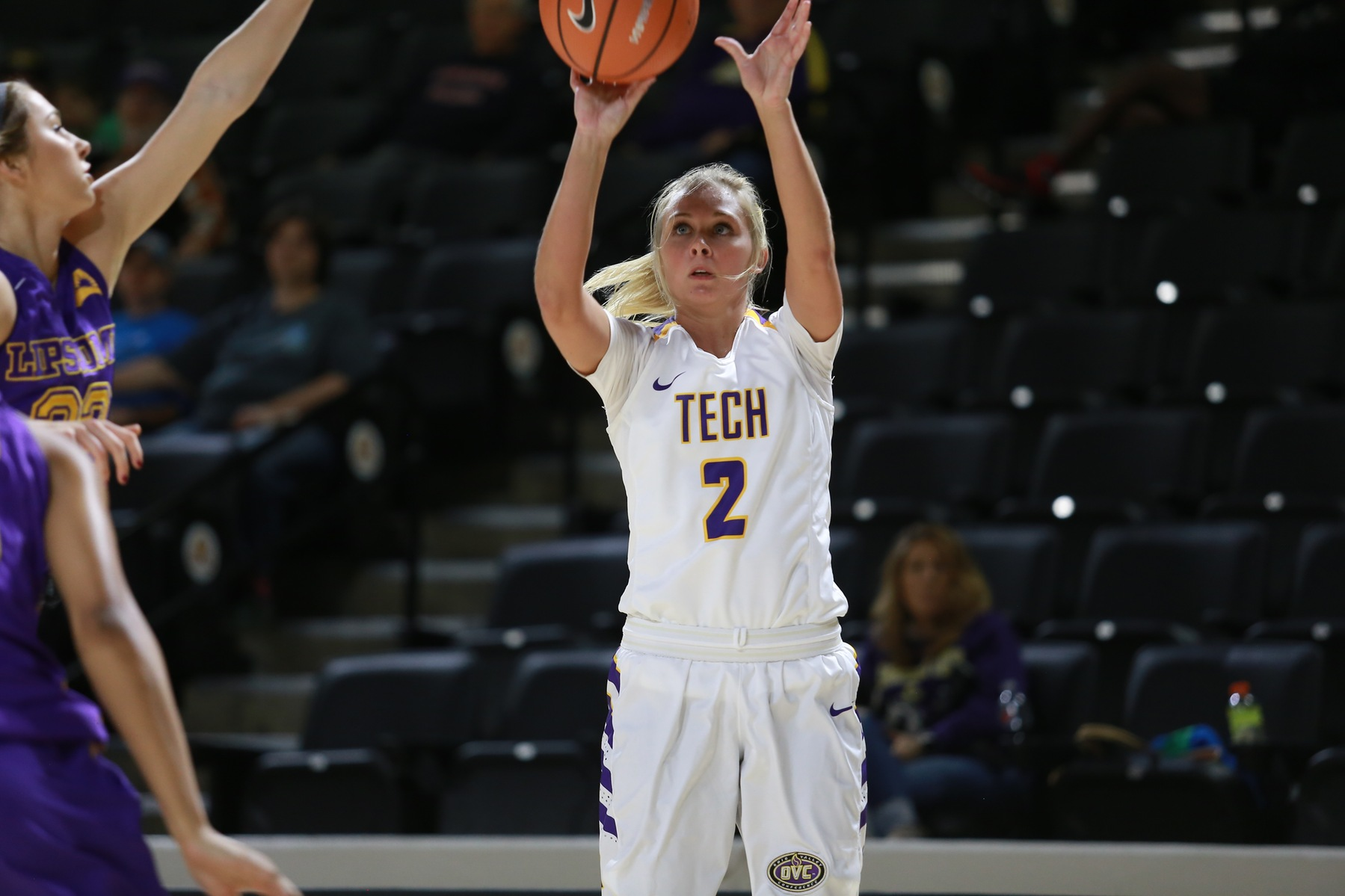 Tech ends non-conference play with close loss to Lipscomb