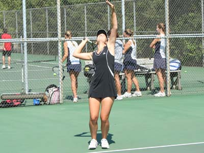Spring season begins on Sunday for CUA women's tennis