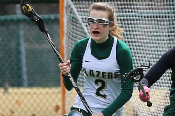 Vurno's 100th Goal Helps Propel Blazers To Third Win In Four Games