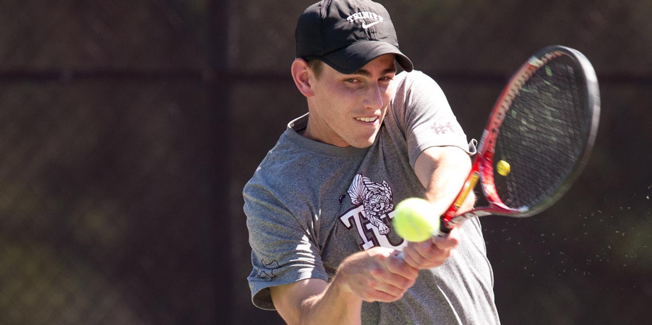 Trinity Remains Seventh in Latest ITA Rankings