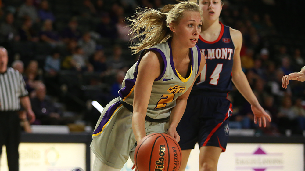 Golden Eagles suffer first conference loss of the season in 59-47 battle with Belmont