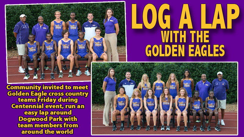 "Run With Us: Community has chance Friday to ""run"" with Golden Eagle cross country teams"