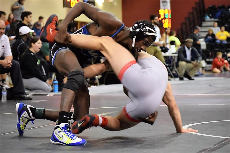 Pioneers Place 5 Wrestlers at UNC Pembroke Classic