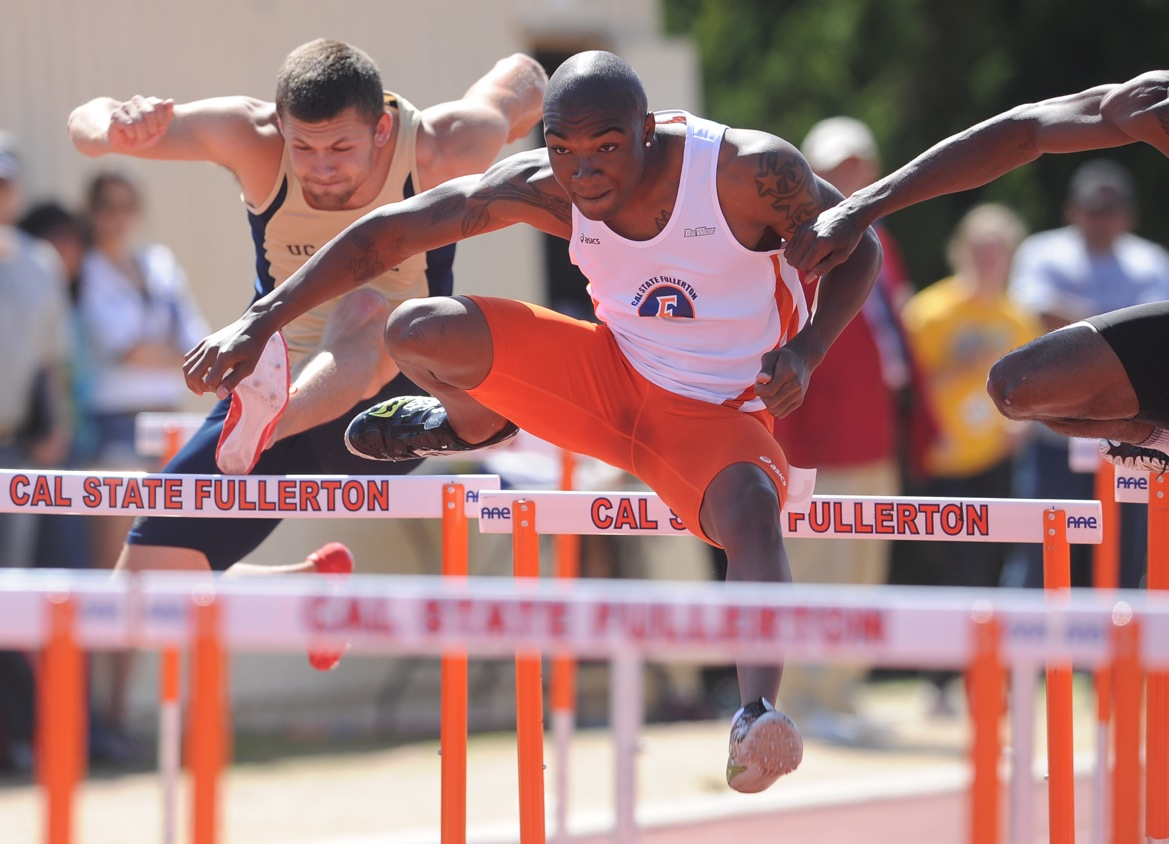 May Leads Titans at Florida Relays