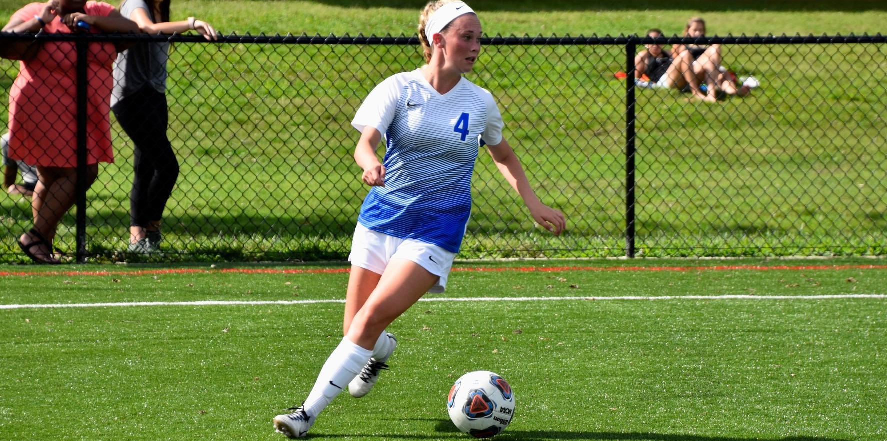 Women's Soccer Drops Extra Time Heartbreaker to Bob Jones