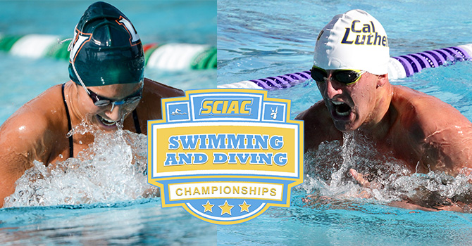 Races Tighten in Day Three of 2017 SCIAC Swimming & Diving Championships