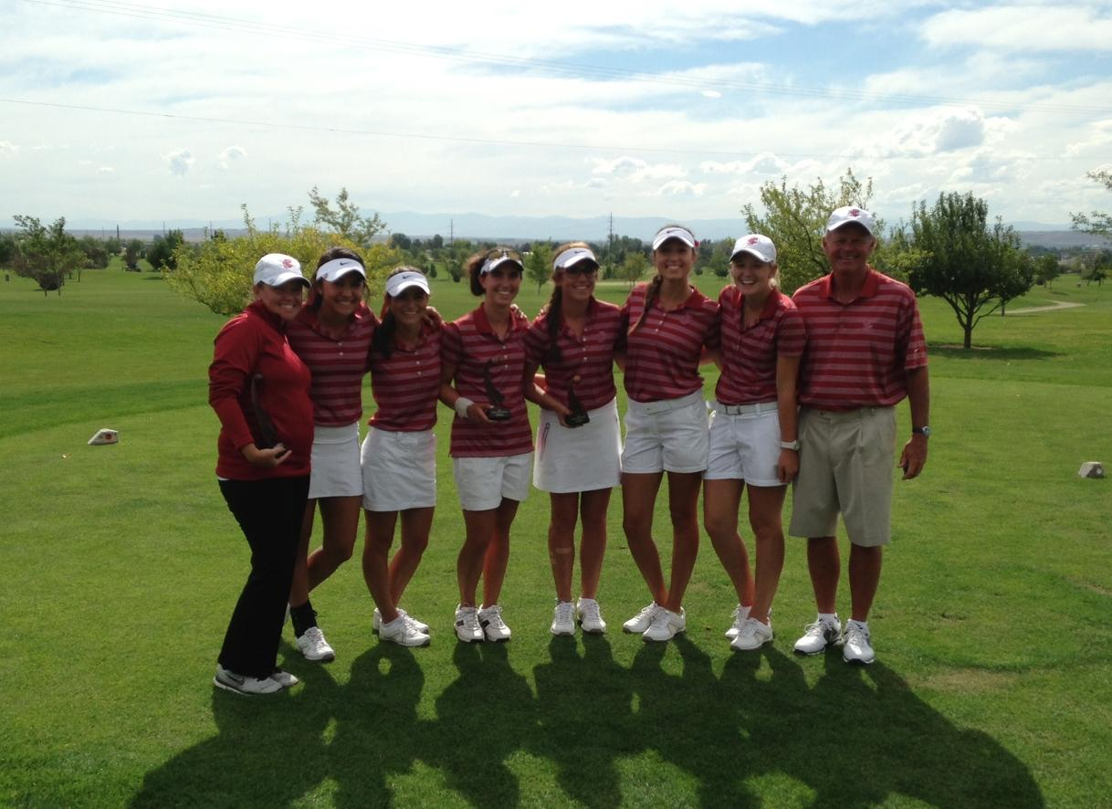 Women's Golf Claims Team Title; McCartan Wins Individual Honors at Boise State Bronco Fall Invitational