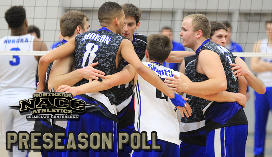 Marian men's volleyball tabbed fourth in NACC preseason poll