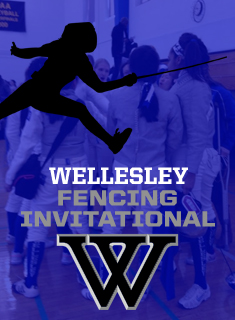 Wellesley Fencing Tops BU and Mount Holyoke at Home Invitational