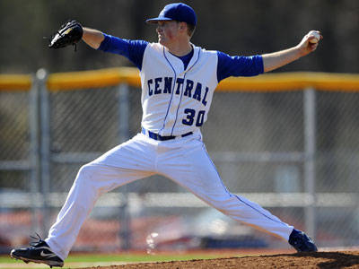 Baseball Sweeps Mount St. Mary's in Saturday Doubleheader