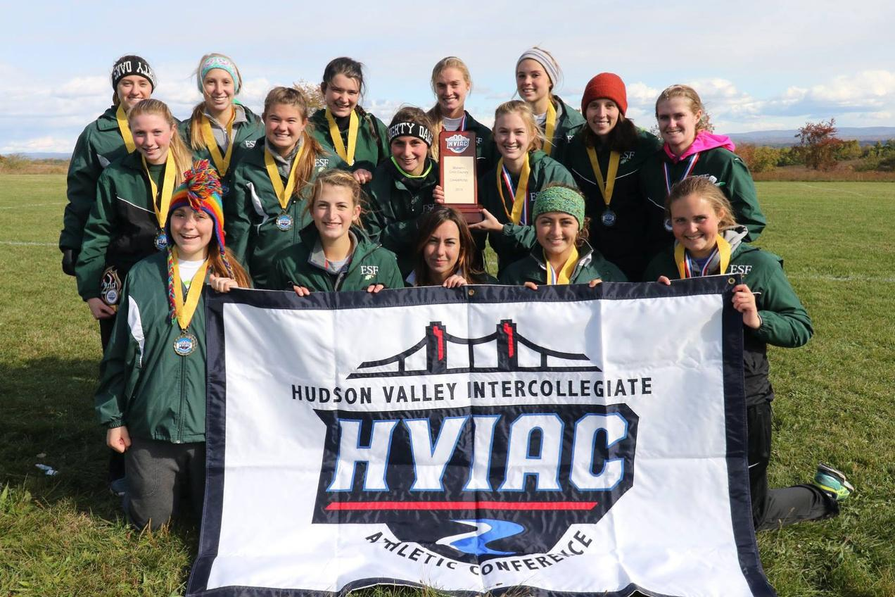 SUNY-ESF Claims Women's Cross Country Championship